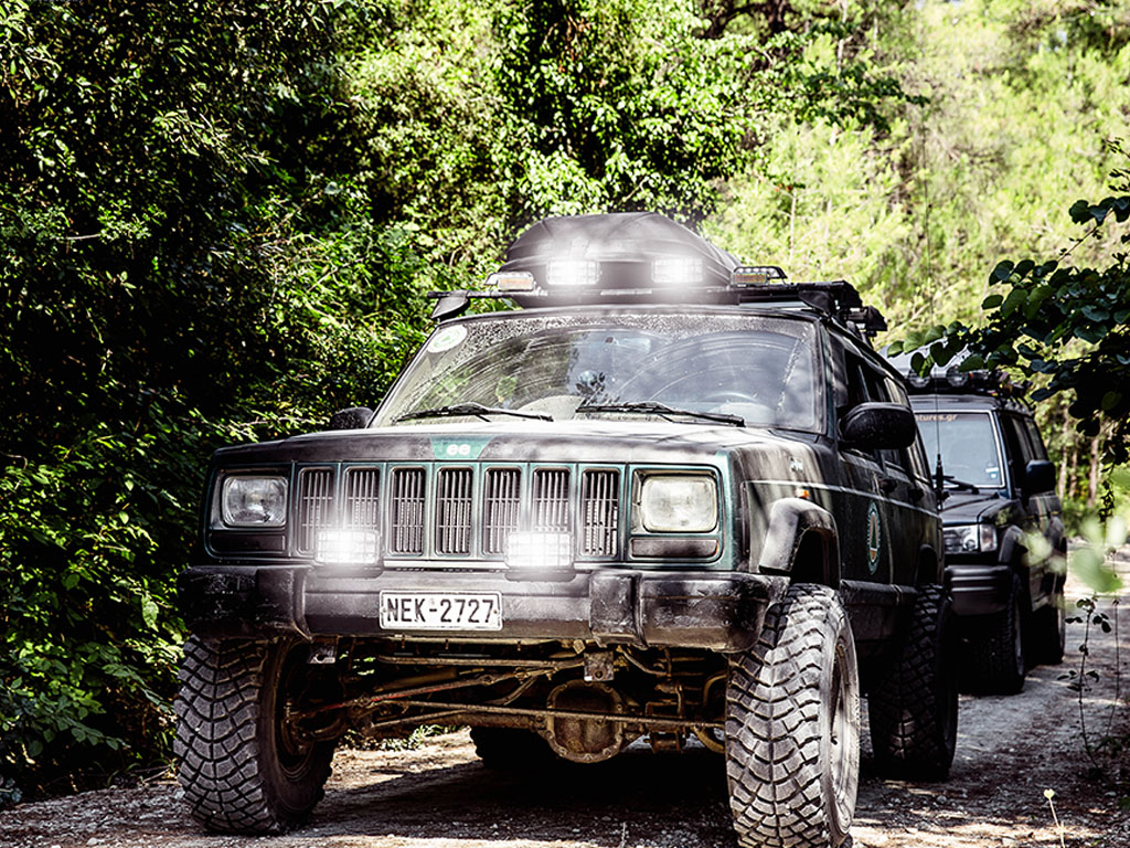 VIP Jeep Safari (Sithonia - Kassandra - North Halkidiki)