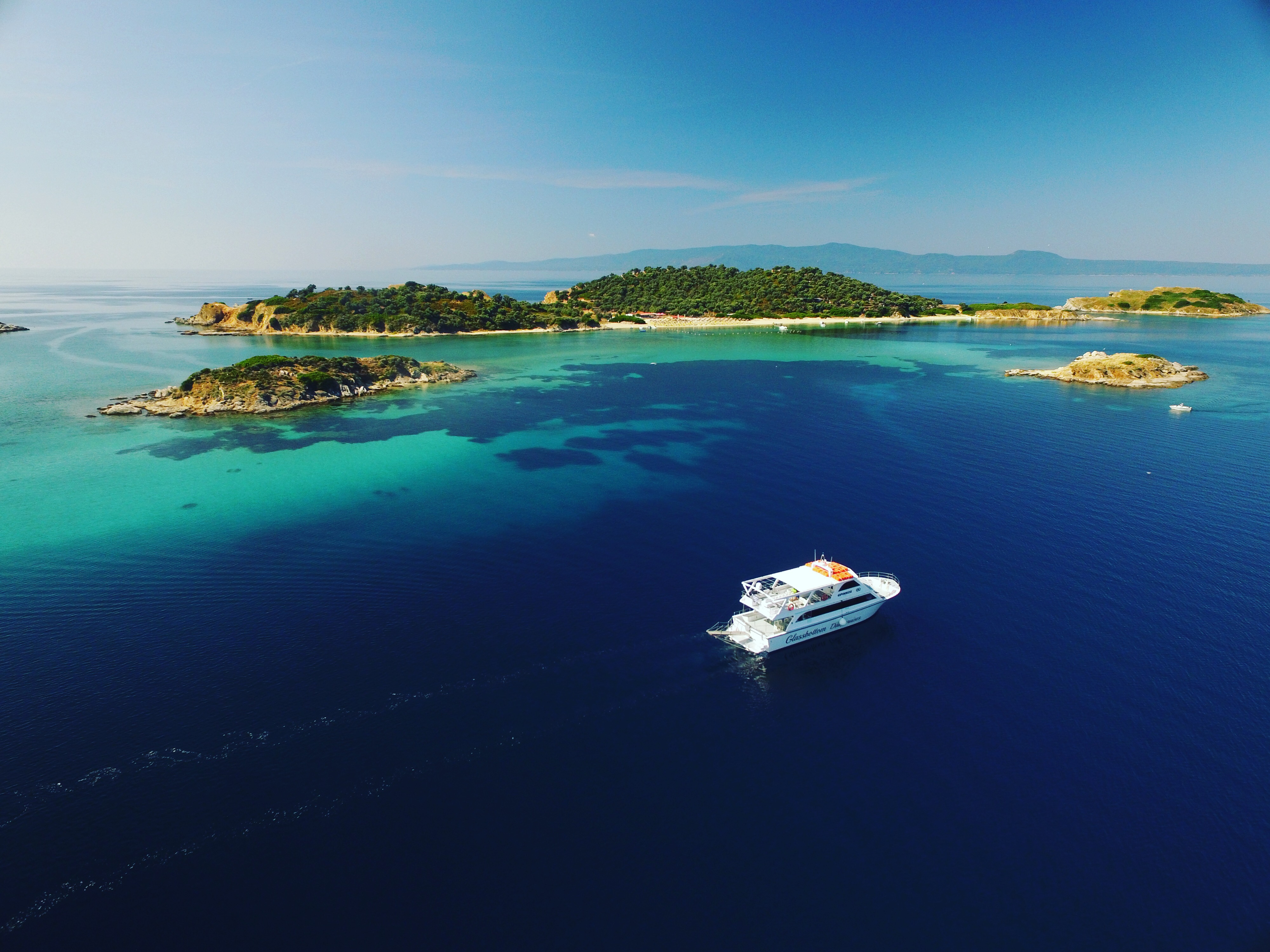 Blue Lagoon Round Tour – Sithonia's Beaches +BBQ meal