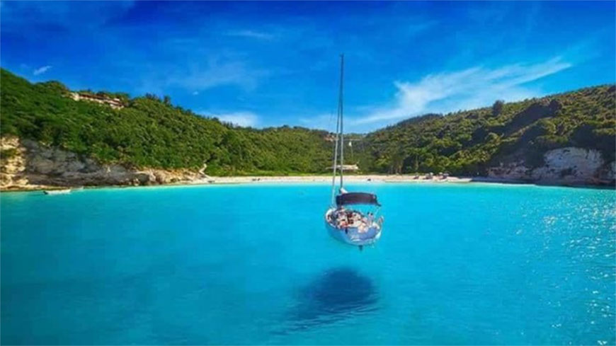 5 days sailing vacations in Halkidiki (Neos Marmaras)