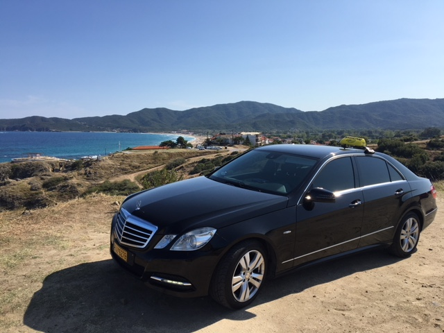 Taxi Airport transfers to Sithonia hotels