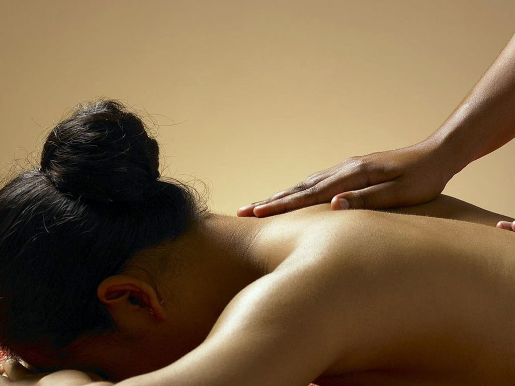 Deep Tissue Massage 50' (Kassandra)