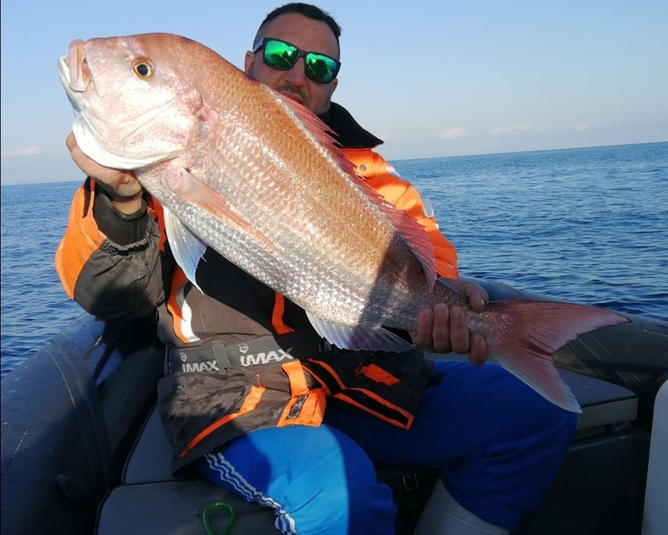 Halkidiki Sithonia Fishing Tours